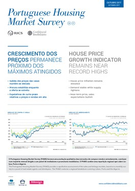 Portuguese Housing Market Survey