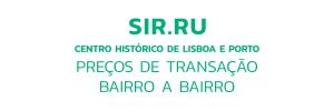 SIR.RU Preços de transação bairro a bairro