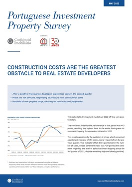 Portuguese Investment Property Survey