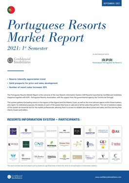 Portuguese Resorts Market Report